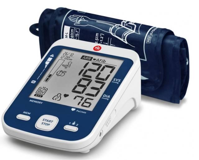 PIC Ciśnieniomierz naramienny z funkcją wykrywania arytmii serca CARDIOAfib