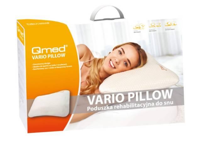QMED VARIO PILLOW Poduszka profilowana do snu