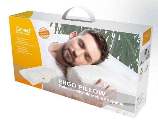 QMED ERGO PILLOW Poduszka do snu