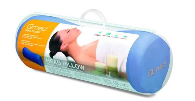 QMED HEAD PILLOW Poduszka profilowana pod głowę