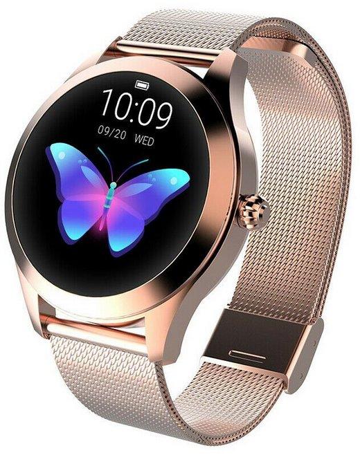 OROMED Wielofunkcyjny zegarek dla kobiet SMARTWATCH LADY GOLD