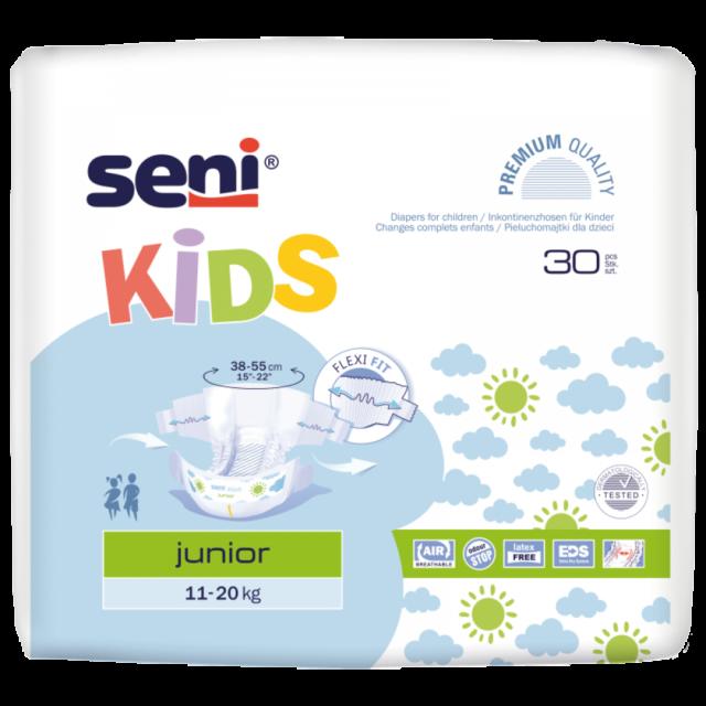 SENI Pieluchomajtki dla dzieci Kids Junior