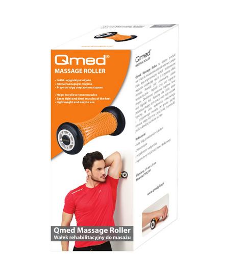 QMED MASSAGE ROLLER Wałek rehabilitacyjny do masażu