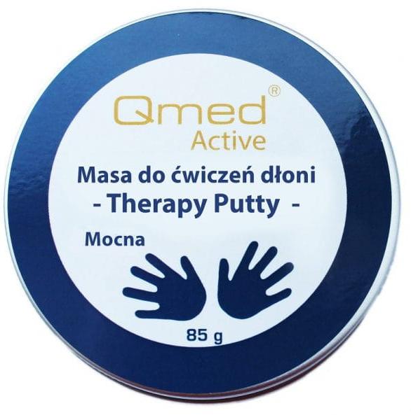QMED THERAPY PUTTY Masa do ćwiczeń dłoni