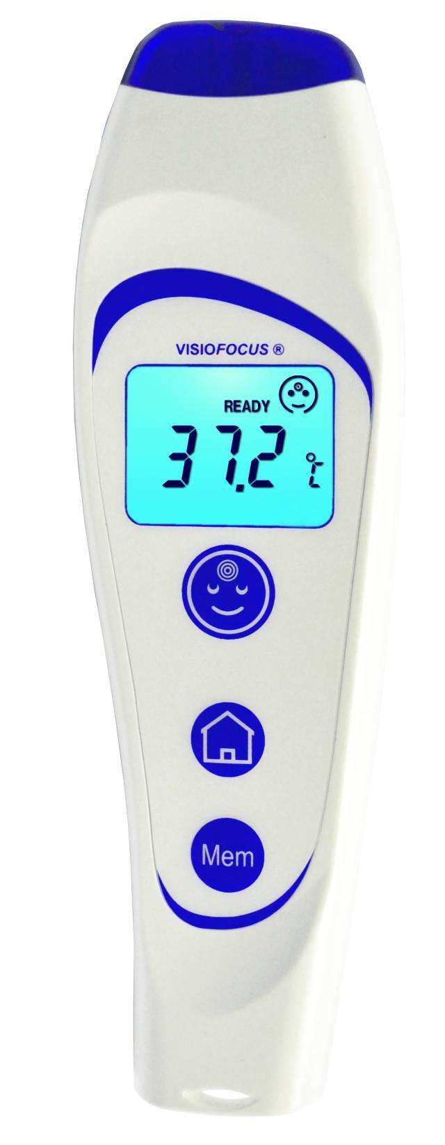 TECNIMED Termometr bezdotykowy VISIOFOCUS® 06400