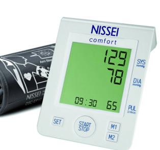 NISSEI Ciśnieniomierz automatyczny Comfort