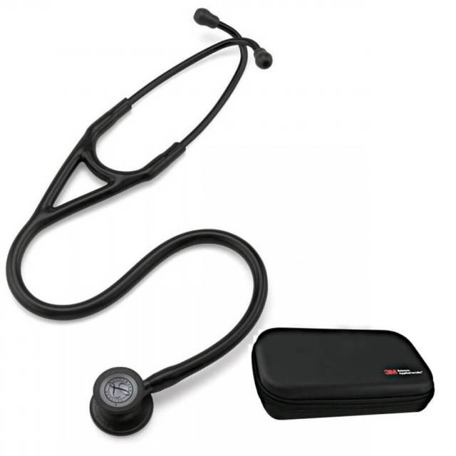 3M™ Littmann® Stetoskop Master Cardiology IV BLACK FINISH