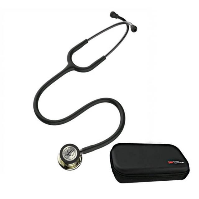 3M™ Littmann® Stetoskop z dwustronną głowicą Classic III™ CHAMPAGNE FINISH