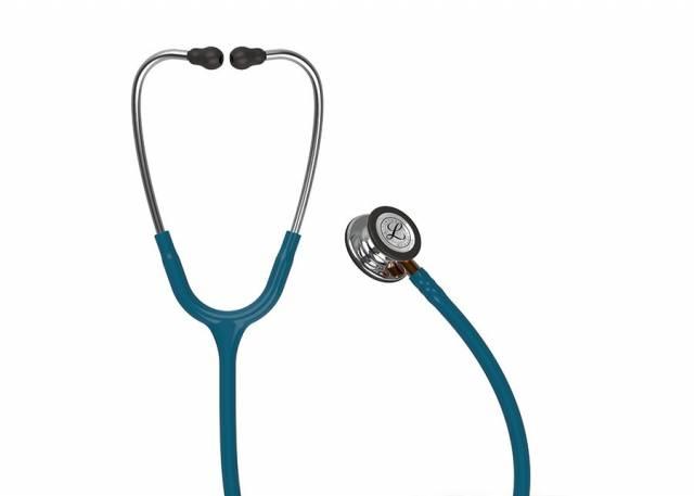 3M™ Littmann® Stetoskop z dwustronną głowicą Classic III™ MIRROR FINISH