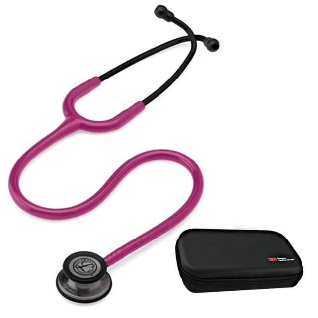 3M™ Littmann® Stetoskop z dwustronną głowicą Classic III™ SMOKE EDITION