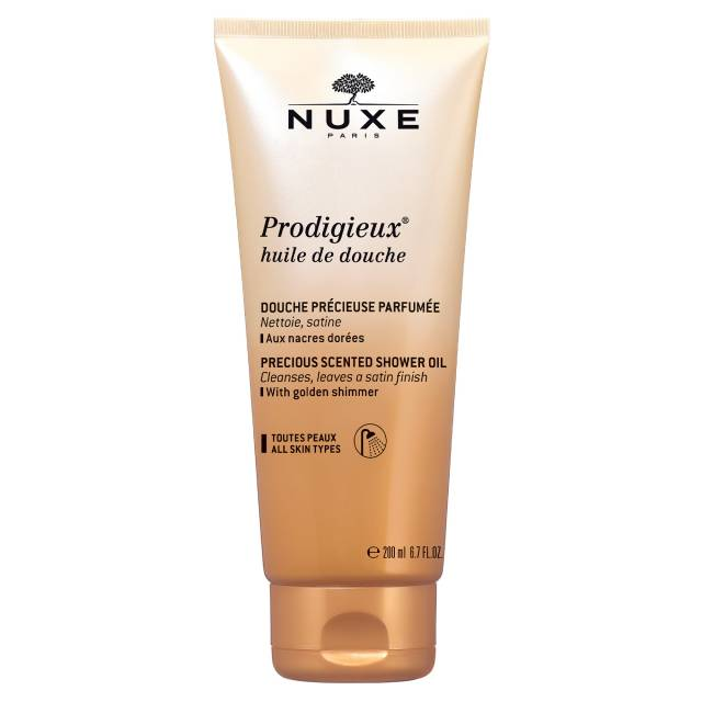 NUXE Prodigieux® Olejek pod prysznic