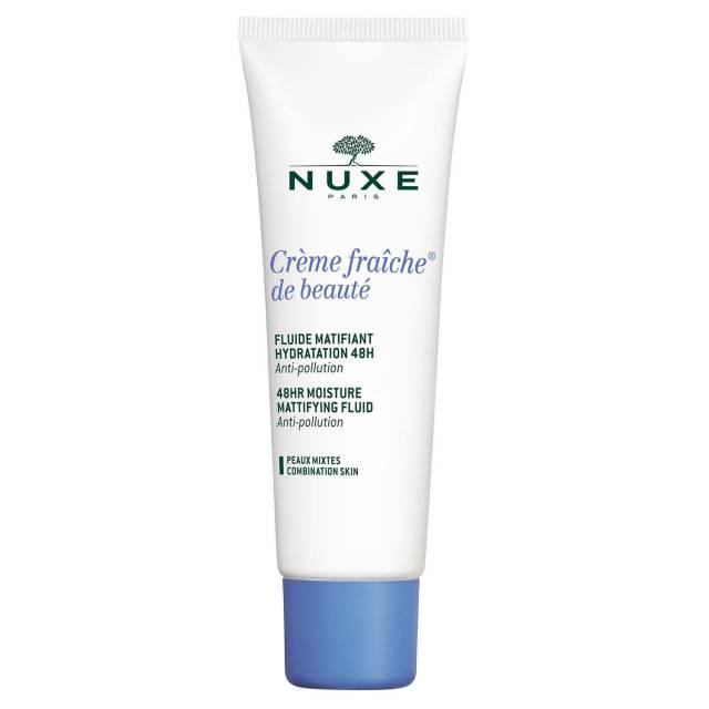 NUXE Crème Fraîche® de Beauté 48H Fluid do skóry mieszanej 50ml