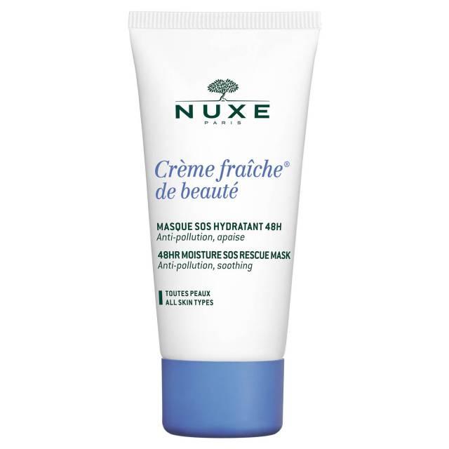 NUXE Crème Fraîche® de Beauté Masque SOS 48H Maska nawilżająca 30ml