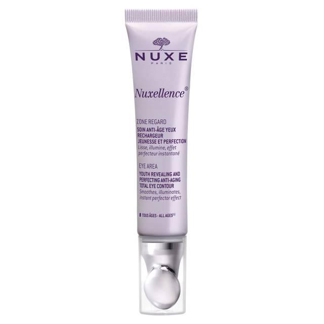 NUXE Nuxellence® Eye Area Krem do pielęgnacji okolic oczu o działaniu przeciwstarzeniowym 15ml