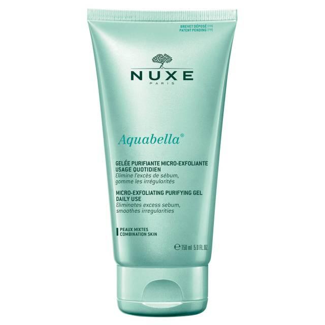NUXE Aquabella®  Żel mikrozłuszczający do mycia twarzy 150ml