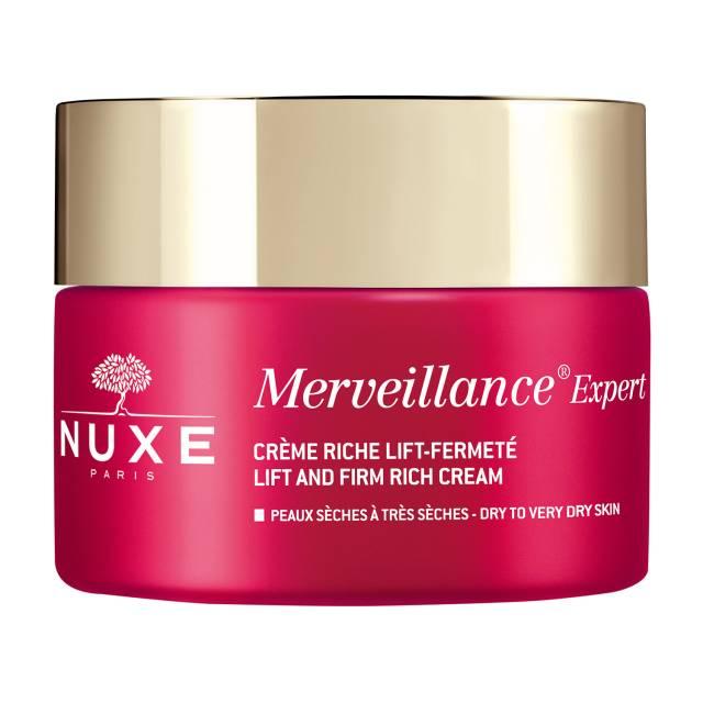 NUXE Merveillance® Expert Krem lifitingujący o wzbogaconej konsystencji do skóry suchej 50ml