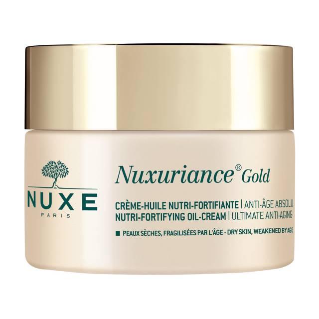 NUXE Nuxuriance® Gold Ultraodżywczy olejkowy krem do twarzy 50ml