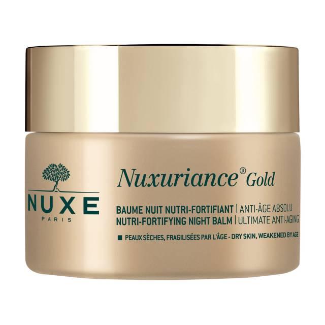 NUXE Nuxuriance® Gold Odżywczy balsam wzmacniający na noc 50ml
