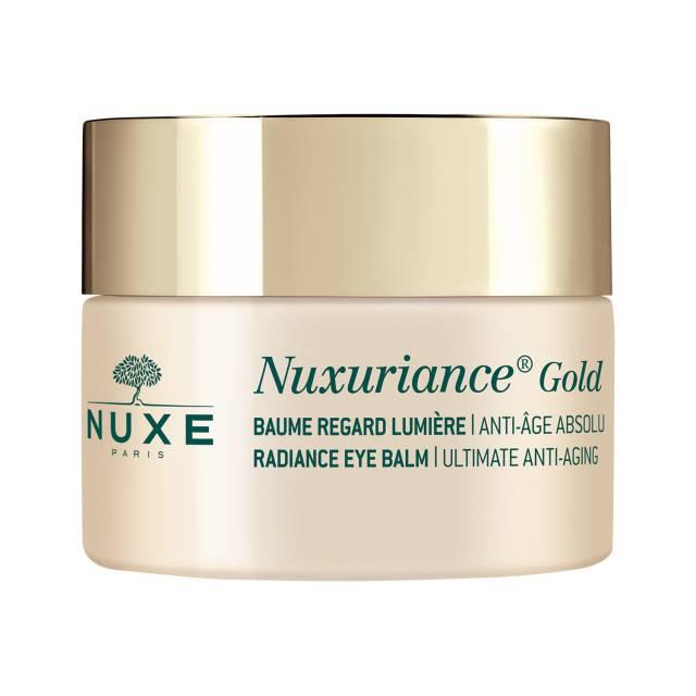 NUXE Nuxuriance® Gold Rozświetlający balsam pod oczy 15ml