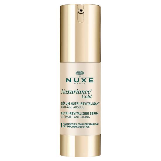 NUXE Nuxuriance® Gold Odżywcze serum rewitalizujące 30ml