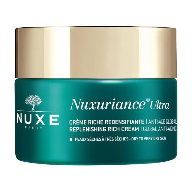 NUXE Nuxuriance® Ultra Krem przeciwstarzeniowy o wzbogaconej konsystencji do skóry suchej 50ml