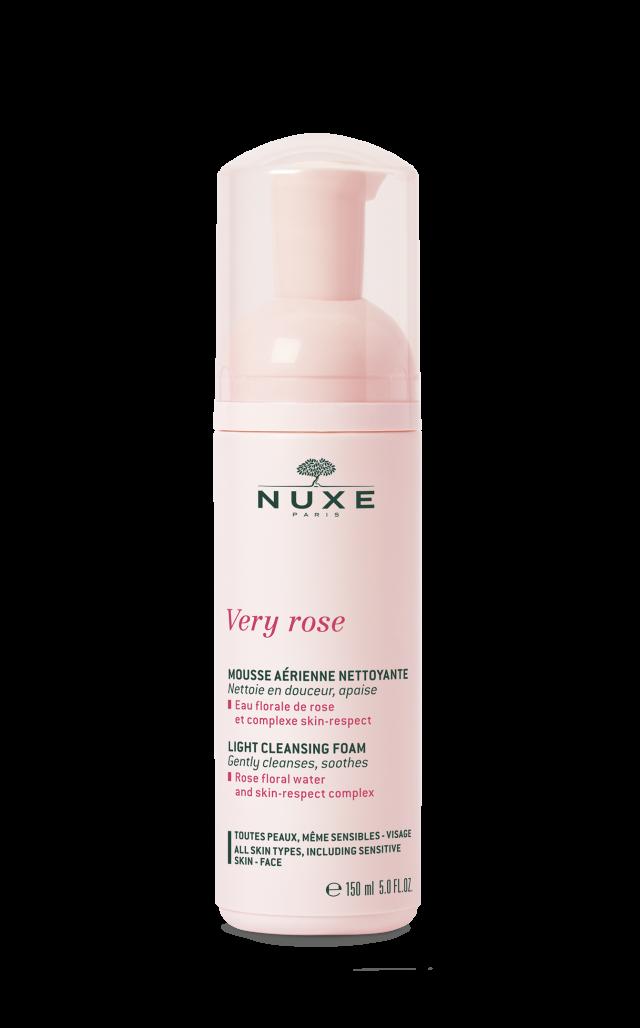 NUXE Very Rose Oczyszczajaca pianka micelarna 150ml