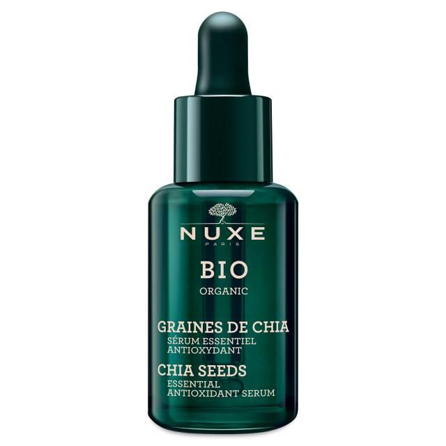 NUXE BIO Esencjonalne serum antyoksydacyjne z nasionami chia 30ml