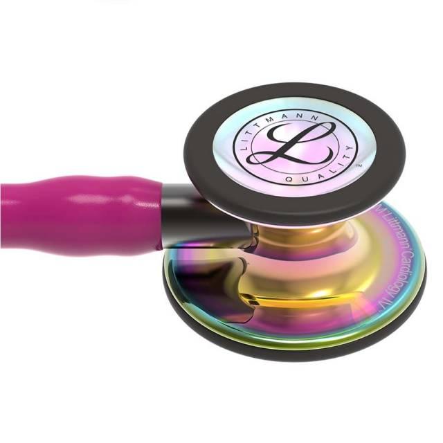 3M™ Littmann® Stetoskop Master Cardiology IV HIGH POLISH CHAMPAGNE FINISH