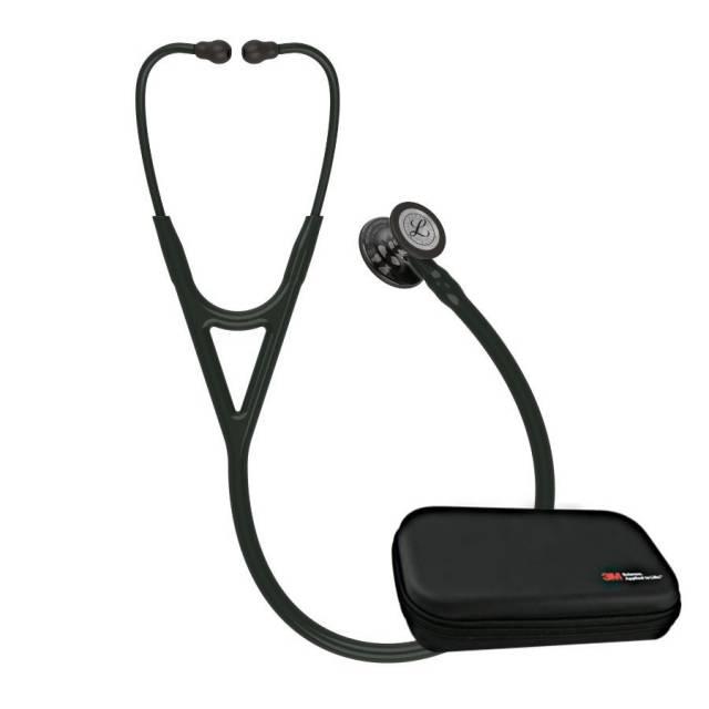 3M™ Littmann® Stetoskop Master Cardiology IV HIGH POLISH SMOKE FINISH