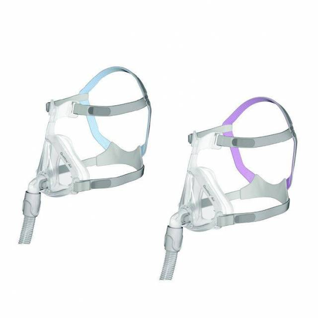 RESMED Maska do leczenia bezdechu sennego Quattro™ Air