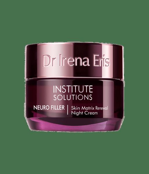 Dr Irena Eris Institute Solutions Neuro Filler Zaawansowany Krem Na Noc Odmładzający Strukturę Skóry 50 ml