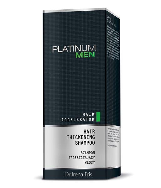 Dr Irena Eris Platinum Men Hair Accelerator Szampon Zagęszczający Włosy 200 ml