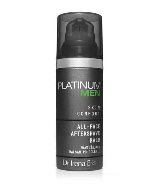 Dr Irena Eris Platinum Men Skin Comfort Nawilżający Balsam Po Goleniu 50 ml