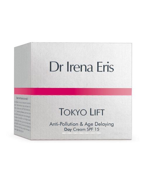 Dr Irena Eris Tokyo Lift Ochronny Krem Przeciwzmarszczkowy Na Dzień SPF 15 50 ml
