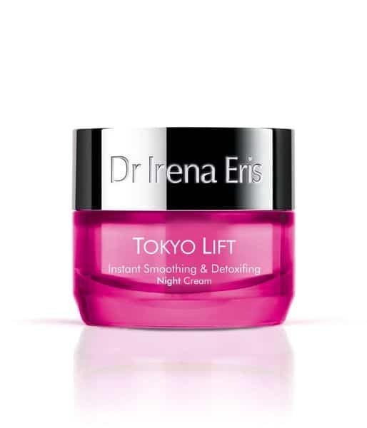 Dr Irena Eris Tokyo Lift Wygładzający Krem Detoksykujący Na Noc 50 ml