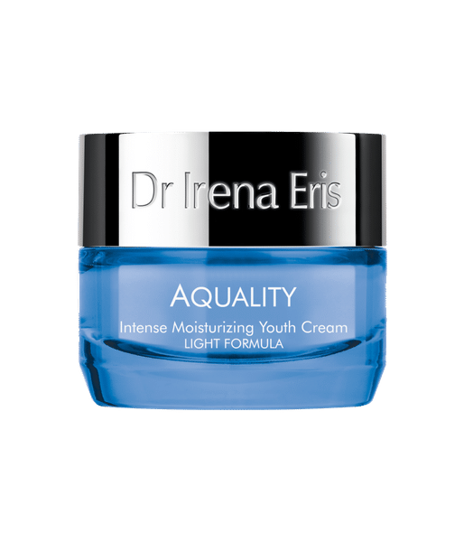 Dr Irena Eris Aquality Intensywnie Nawilżający Krem Odmładzający 50 ml